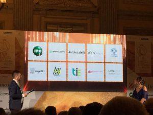 Eccoci tra i 10 sponsor ufficiali della manifestazione