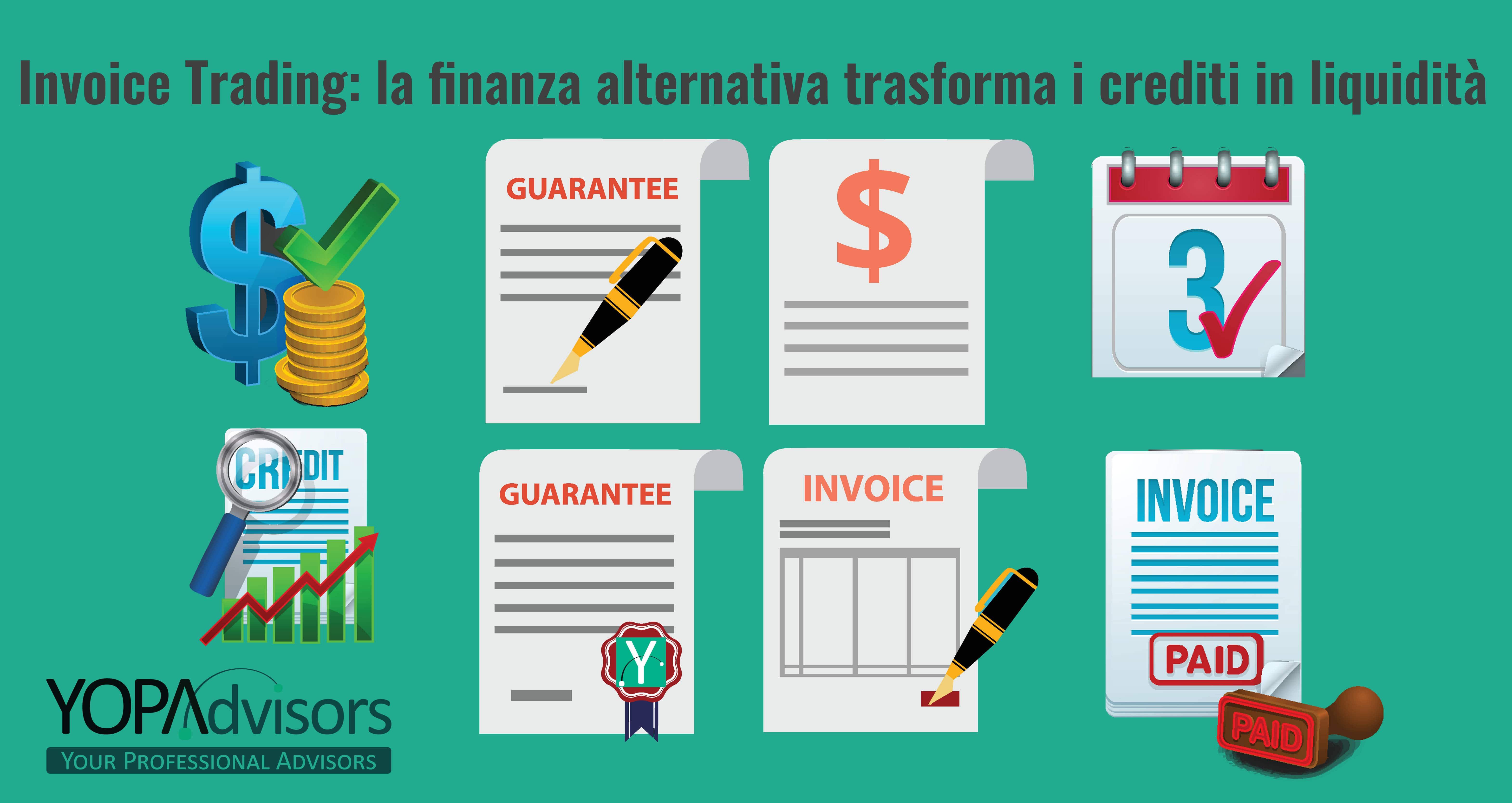 Invoice Trading: garantire liquidità all'azienda tramite la messa all'asta delle fatture su portali online specializzati