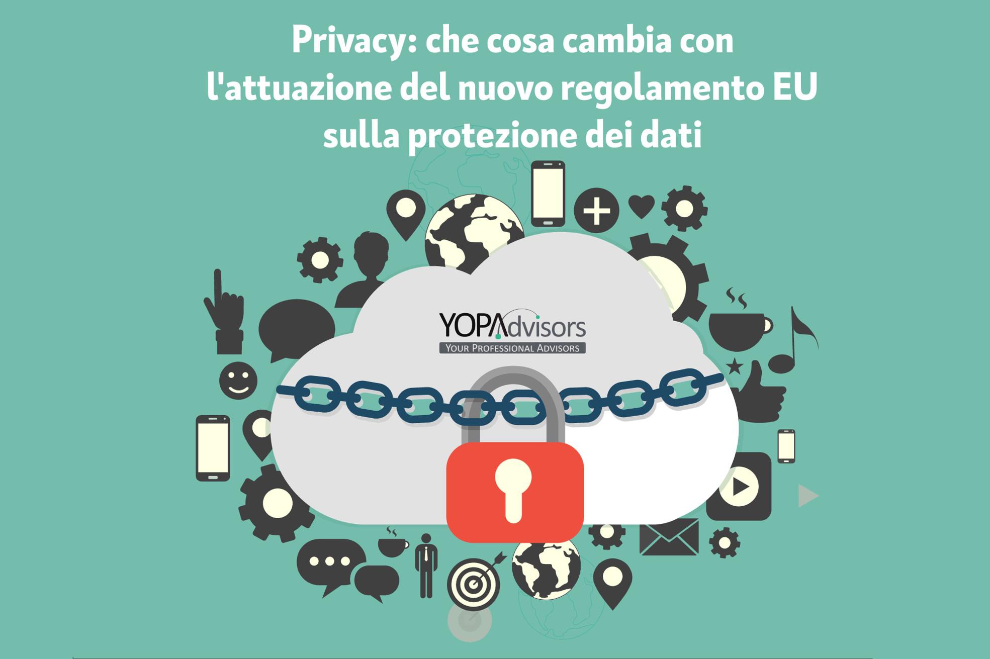 Il GDPR e la privacy in azienda