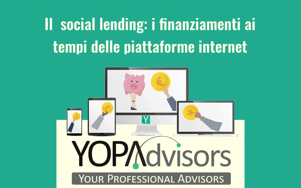 Social lending: chiedere un finanziamento in maniera alternativa, attraverso la rete