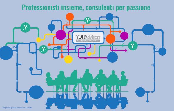 La Vision: consulenti per passione. La Mission: Professionisti insieme.